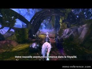 Vidéo Neverwinter - 1ère extension du mmorpg gratuit Fury of the Feywild