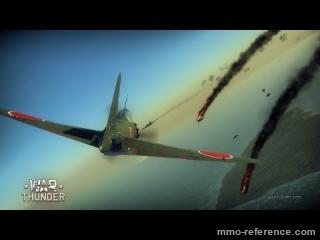 Vidéo War Thunder - Le nouveau jeu de combat d'aviation MMO