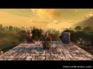 Vidéo Pathfinder Online - Ouverture du jeu