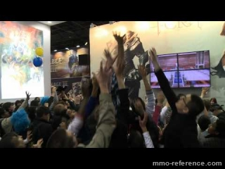 Vidéo Tera au Paris Games Week 2010