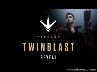 Vidéo Paragon - Découvrez le héros Twinblast