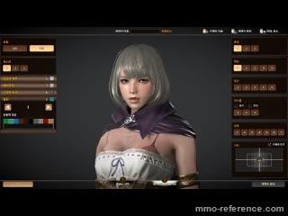 Vidéo WolfKnights Online - Customisation des personnages