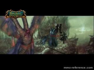 Vidéo Battle of the Immortals - Bande annonce du jeu