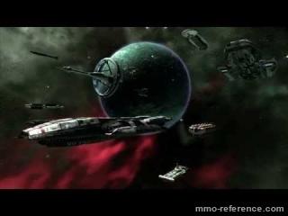 Vidéo Battlestar Galactica Online - Teaser du jeu par navigateur