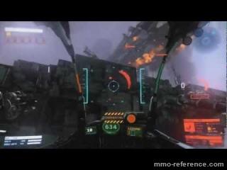 Vidéo Hawken - Environnement du free to play