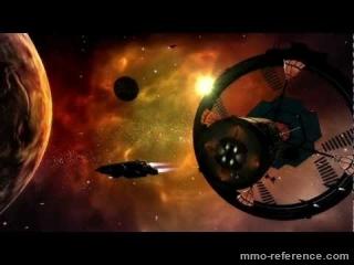 Vidéo Elite Dangerous - Teaser du mmo de simulation spatiale