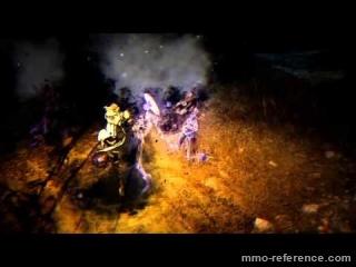 Vidéo Black Desert Online - Classe Sorcière