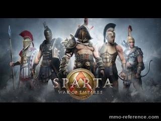 Vidéo Sparta: War of Empires - Bande annonce du jeu de guerre stratégique