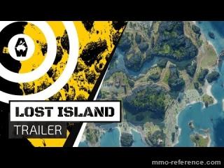 Vidéo Armored Warfare - Découvrez la carte de Lost Island