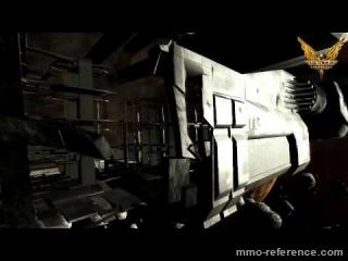 Vidéo Elite Dangerous - Aperçu du Cobra Mark III dans le jeu