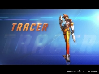 Vidéo Heroes of the Storm - Présentation du héros Overwatch Tracer