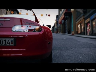 Vidéo World of Speed - La Toyota Supra Mk4