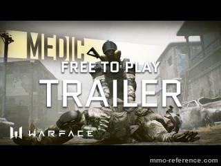 Vidéo Warface - Les différentes classes à incarner