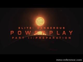 Vidéo Elite Dangerous - Préparation du Powerplay
