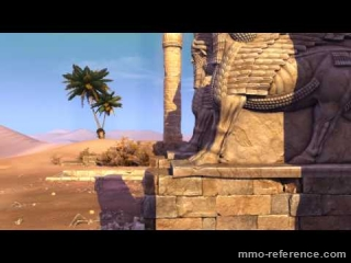 Vidéo Panzar - Sand Palace - Le nouveau lieu à découvrir dès maintenant