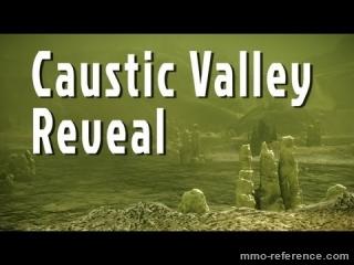 Vidéo MechWarrior Online - La vallée de l'acide !