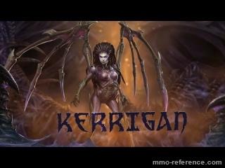 Vidéo Heroes of the Storm - Présentation du héros Kerrigan