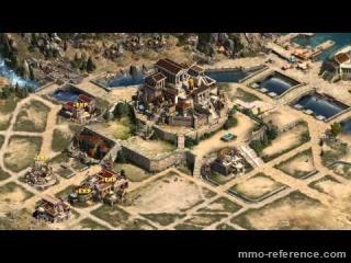 Vidéo Sparta: War of Empires - Dirigez vos troupes vers la gloire