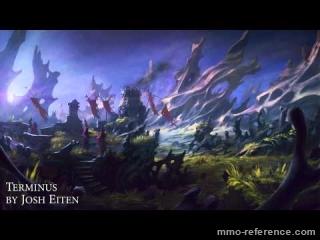 Vidéo Shards Online - Concept Art autour du jeu