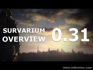 Vidéo Survarium - Principales fonctionnalités et les changements de la maj 0.31