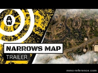 Vidéo Armored Warfare - Nouvelle carte de Europe de l'Est - Narrows