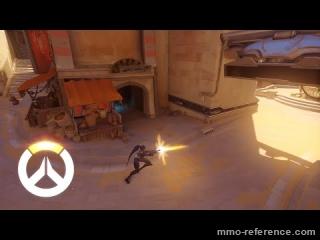 Vidéo Overwatch - Les capacités de l'assassin Fatale