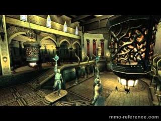 Vidéo Rift - La ville de Meridian