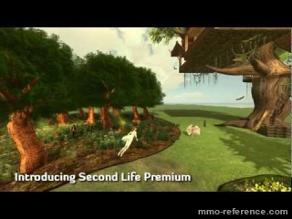 Vidéo Second Life Premium pour ajouter des extras à votre vie virtuel