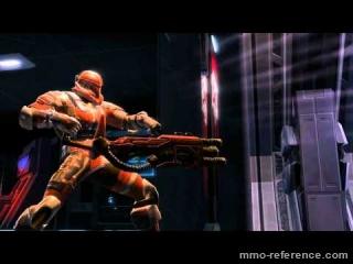 Vidéo SWTOR - Evolution du Trooper dans le jeu