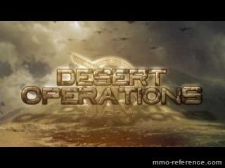 Vidéo Desert Operations - Intro du jeu de guerre en ligne gratuit