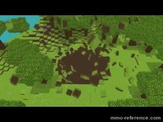 Vidéo Untold Universe - Un jeu mmo entièrement destructible