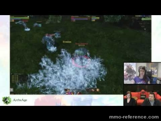 Vidéo ArcheAge - Livestream du MMORPG 15-04-2016