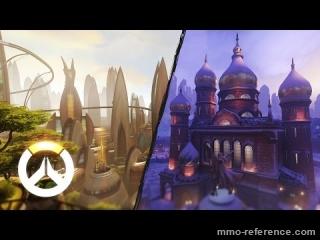 Vidéo Overwatch - Deux nouvelles cartes en ligne