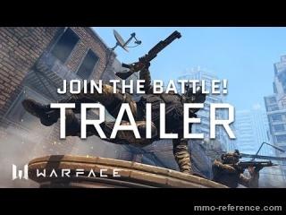 Vidéo Warface - Rejoignez le combat !