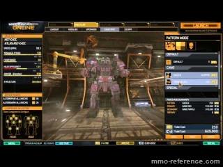 Vidéo MechWarrior Online - Vidéo de formation - Personnalisation