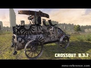 Vidéo Crossout - Mise à jour  0.3.7 - Chevaliers médiévaux
