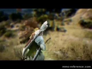 Vidéo Black Desert Online - Classe Ranger