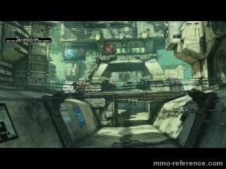 Vidéo Hawken - Trailer du jeu futuriste de Mechas
