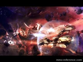 Vidéo Star Conflict - Téléchargez le patch 1.2 - Dogs of War