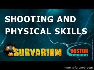 Vidéo Survarium - Les techniques de jeu et compétences physiques