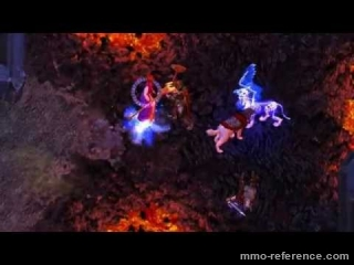Vidéo Linkrealms - Bande annonce du mmorpg free to play sanbox