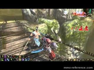 Vidéo Butterfly Sword Online - Traielr du mmorpg coréen