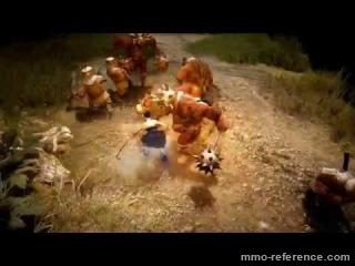 Vidéo Black Desert Online - Classe Dompteur