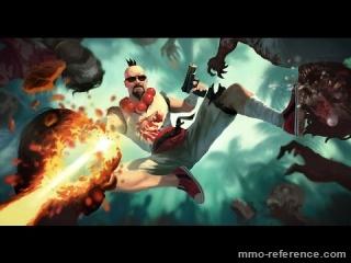 Vidéo Dead Island Epidemic - Présentation du personnage de Mr. White