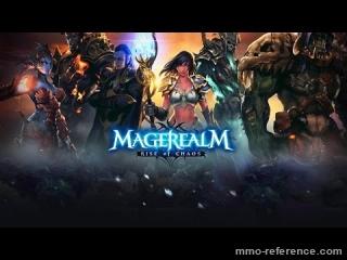 Vidéo Magerealm - Jouer au mmo fantasy gratuit