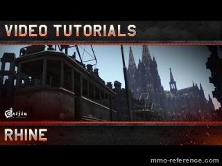 Vidéo War Thunder - Carte de la ville historique de Cologne
