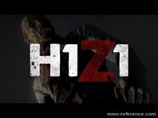 Vidéo H1Z1 - GamePlay du mmorpg d'horreur