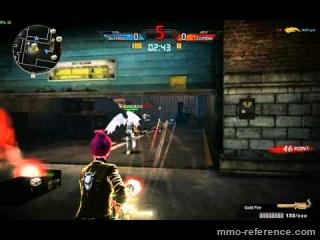 Vidéo Absolute Force Online - Customisation du personnage