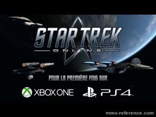 Vidéo Jouer à Star Trek Online sur consoles Xbox One et Playstation 4