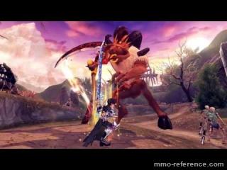 Vidéo Aura Kingdom - Nouvelle Classe